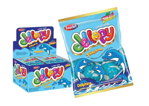Jellopy Dolphins