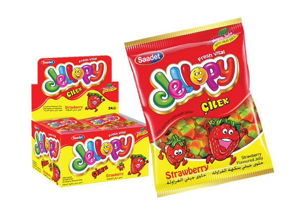 Jellopy Strawberry