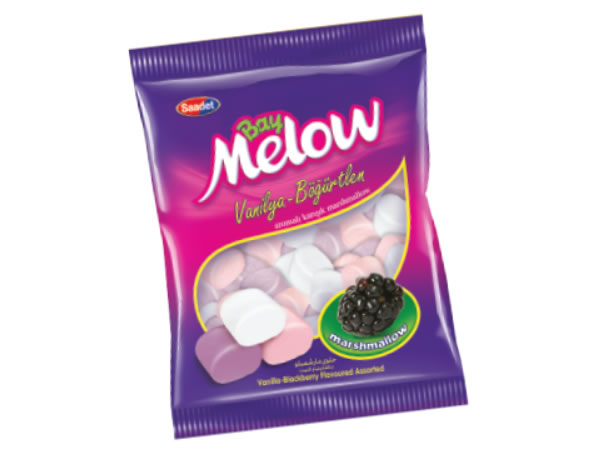Bay Melow Blackberry Flavoured Marshmallow