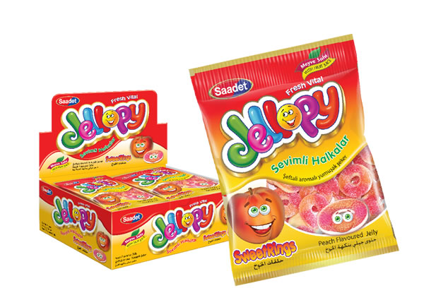 Jellopy Sweet Rings