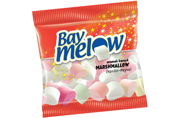 Bay Melow Marshmallow Assorted Flavoured