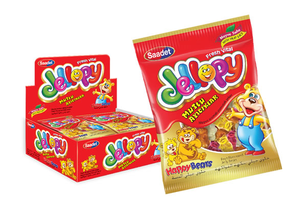 Jellopy Happy Bears